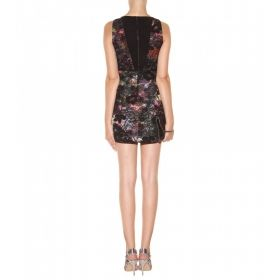 Whela jacquard dress