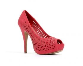 "Woman's shoes ""Red Romance"""